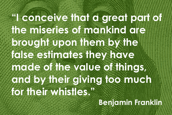 Franklin Quote Two